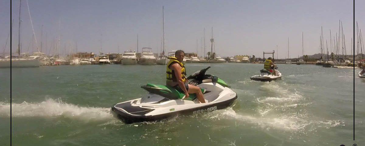 JetSki / Motos de agua en Dénia
